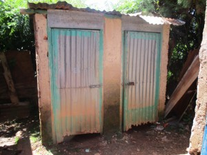 The Water Project : 7-kenya4621-latrines