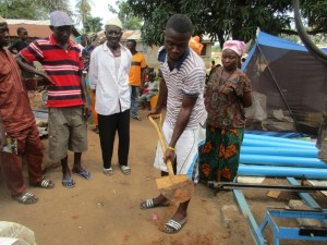 The Water Project : 10-sierraleone5088-breaking-ground
