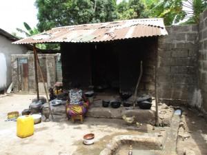 The Water Project : 14-sierraleone5082-kitchen