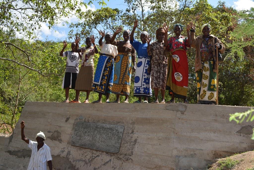 Kiluta Sand Dam Project
