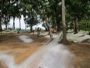 The Water Project : 16-sierraleone5091-fishing-nets