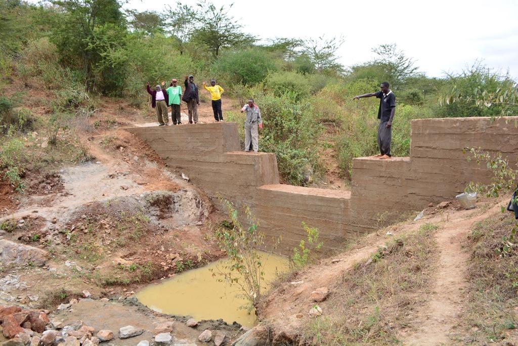 Yavili Sand Dam Project