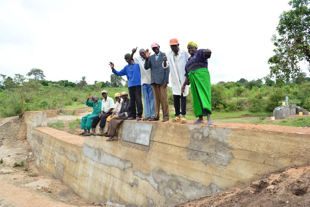 Itatini Sand Dam Project