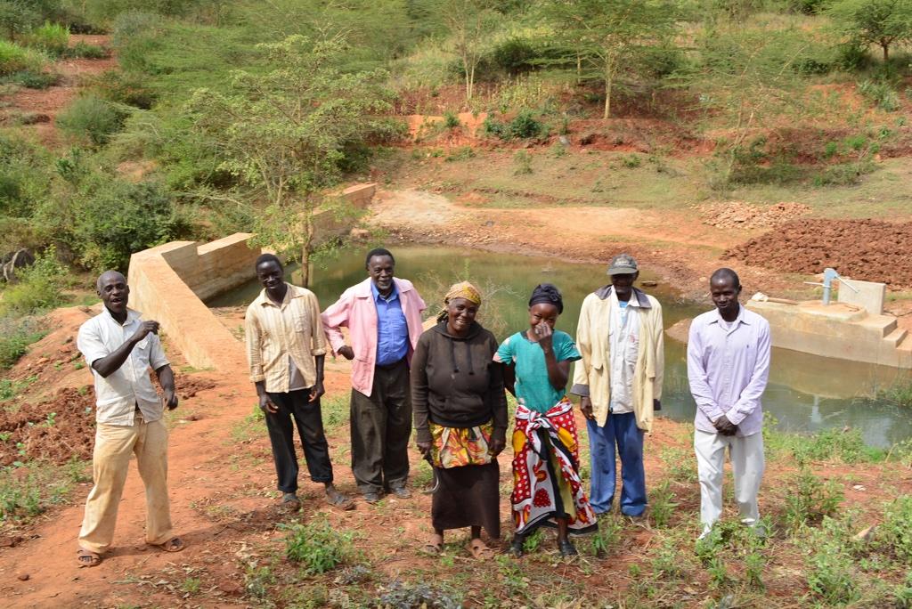 Mbindi Sand Dam Project