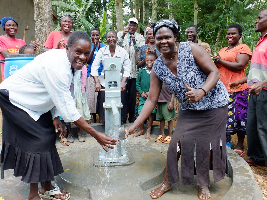 Lurambi Community Well Rehabilitation Project