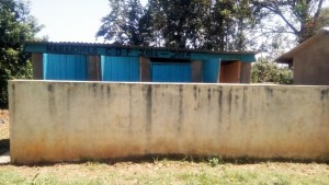 The Water Project : 6-kenya4625-latrines