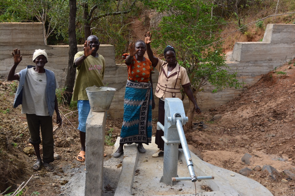 Kiluta New Well Project