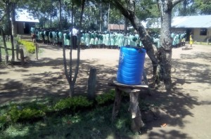 The Water Project : 8-kenya4625-hand-washing-station