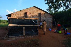 The Water Project : 10-kenya4503-girls-dormitory