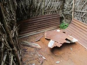The Water Project : 10-sierraleone5092-latrine