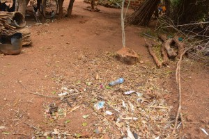 The Water Project : 12-kenya4472-garbage-pit