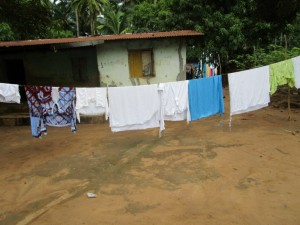 The Water Project : 13-sierraleone5090-clothesline