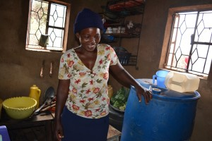 The Water Project : 14-kenya4472-kitchen