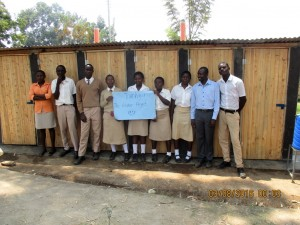 The Water Project : 17-kenya4615-finished-latrines