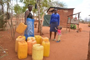 The Water Project : 2-kenya4499-household