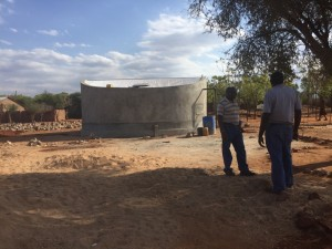 The Water Project : 2-kenya4504-progress