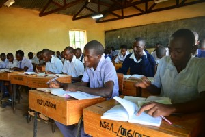 The Water Project : 3-kenya4503-students
