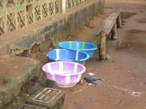 The Water Project : 3-sierraleone5090-rainwater