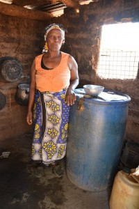 The Water Project : 4-kenya4472-drinking-water-storage