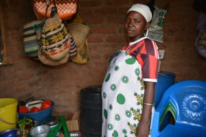 The Water Project : 5-kenya4473-kitchen