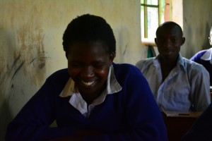 The Water Project : 6-kenya4503-students