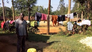 The Water Project : 6-kenya4586-clothesline