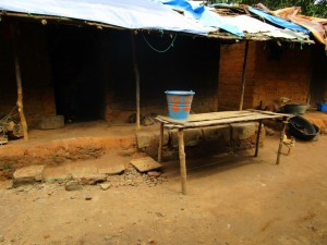 The Water Project : 6-sierraleone5090-household