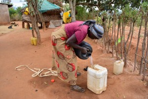 The Water Project : 7-kenya4470-water-containers