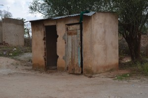The Water Project : 8-kenya4504-latrines