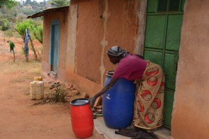 The Water Project : 9-kenya4470-water-storage