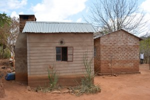 The Water Project : 9-kenya4472-household