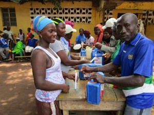 The Water Project : 1-sierraleone5091-building-hand-washing-stations