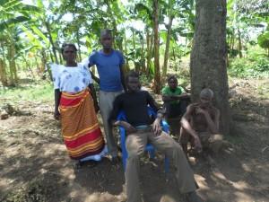 The Water Project : 1-uganda6066-community-members