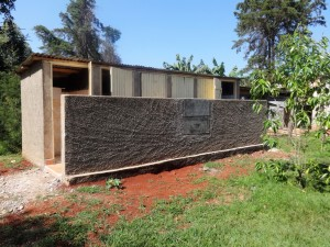 The Water Project : 15-kenya4616-finished-latrines