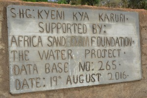 The Water Project : 17-kenya4472-finished-sand-dam