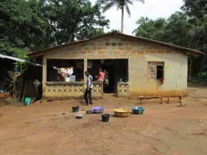 The Water Project : 6-sierraleone5094-household