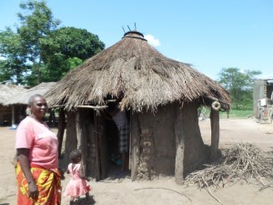 The Water Project : 6-uganda6068-homestead
