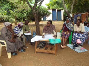 The Water Project : 7-kenya4472-training