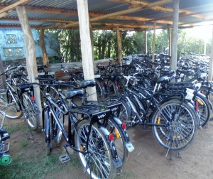 The Water Project : 7-kenya4624-bicycles