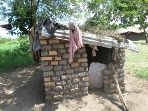 The Water Project : 8-uganda6068-latrine