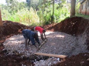 The Water Project : 9-kenya4620-construction