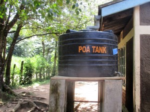 The Water Project : 9-kenya4624-plastic-tank