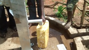 The Water Project : 1-uganda6066-water-flowing