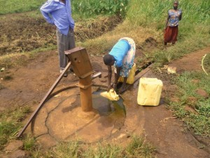 The Water Project : 1-uganda6069-fetching-water