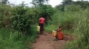 The Water Project : 1-uganda6072-fetching-water