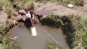 The Water Project : 1-uganda6077-water-hole