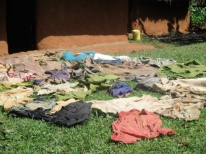 The Water Project : 10-kenya4592-clothes-drying