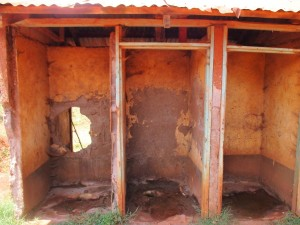 The Water Project : 11-kenya4630-latrines