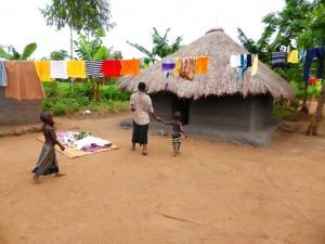 The Water Project : 11-uganda6070-sundays-home