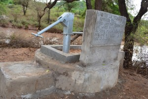 The Water Project : 13-kenya4496-finished-well